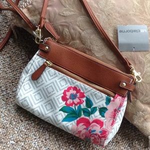 Liz Claiborne nwt tags bag